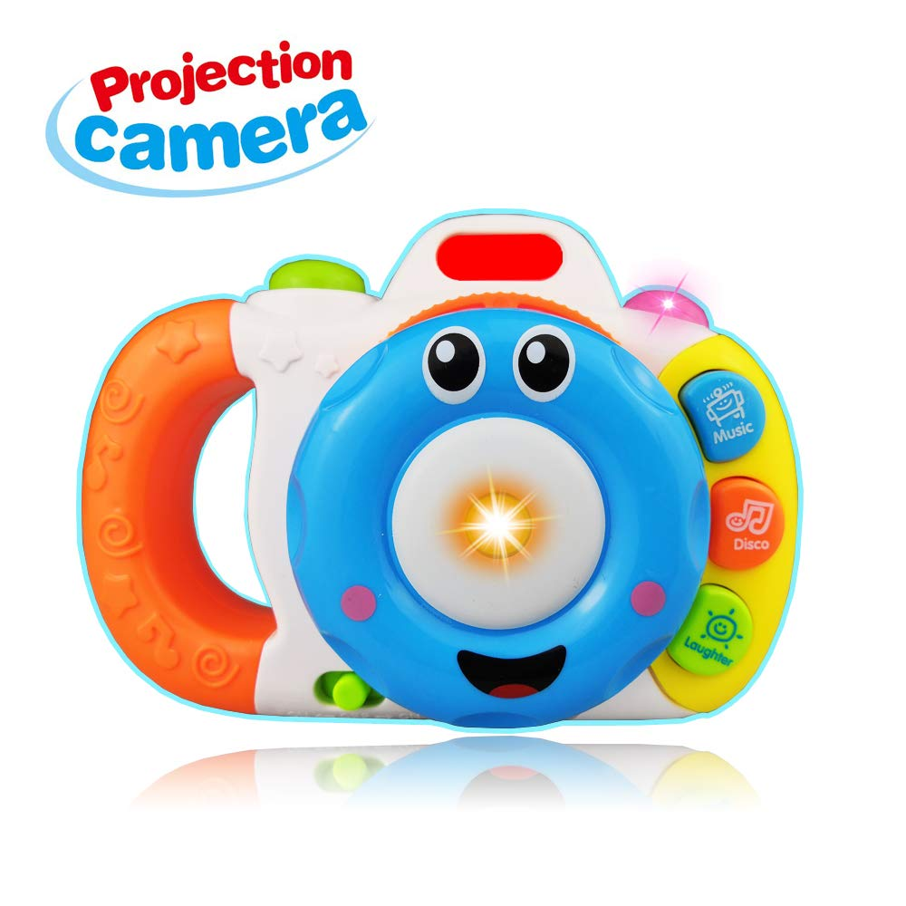 Amazon.com: SUGOO Toy for 3-6 Year Old Boy Kid, Camera 12-36 Month Baby Girl Phone Music Gift 2-5 Children Education