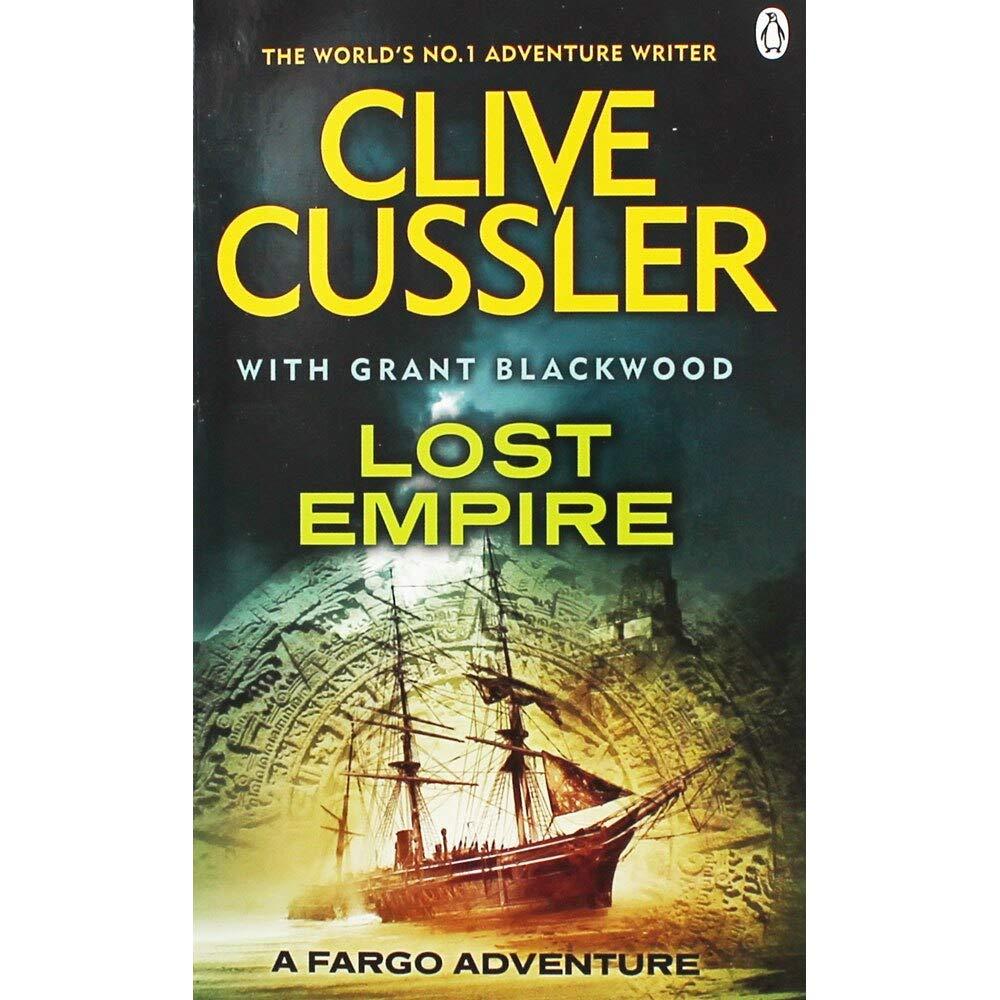 Download Lost Empire Fargo Adventure 2 By Clive Cussler