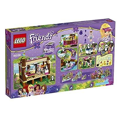 LEGO Friends Jungle Rescue Base Building Set 41038: Toys & Games