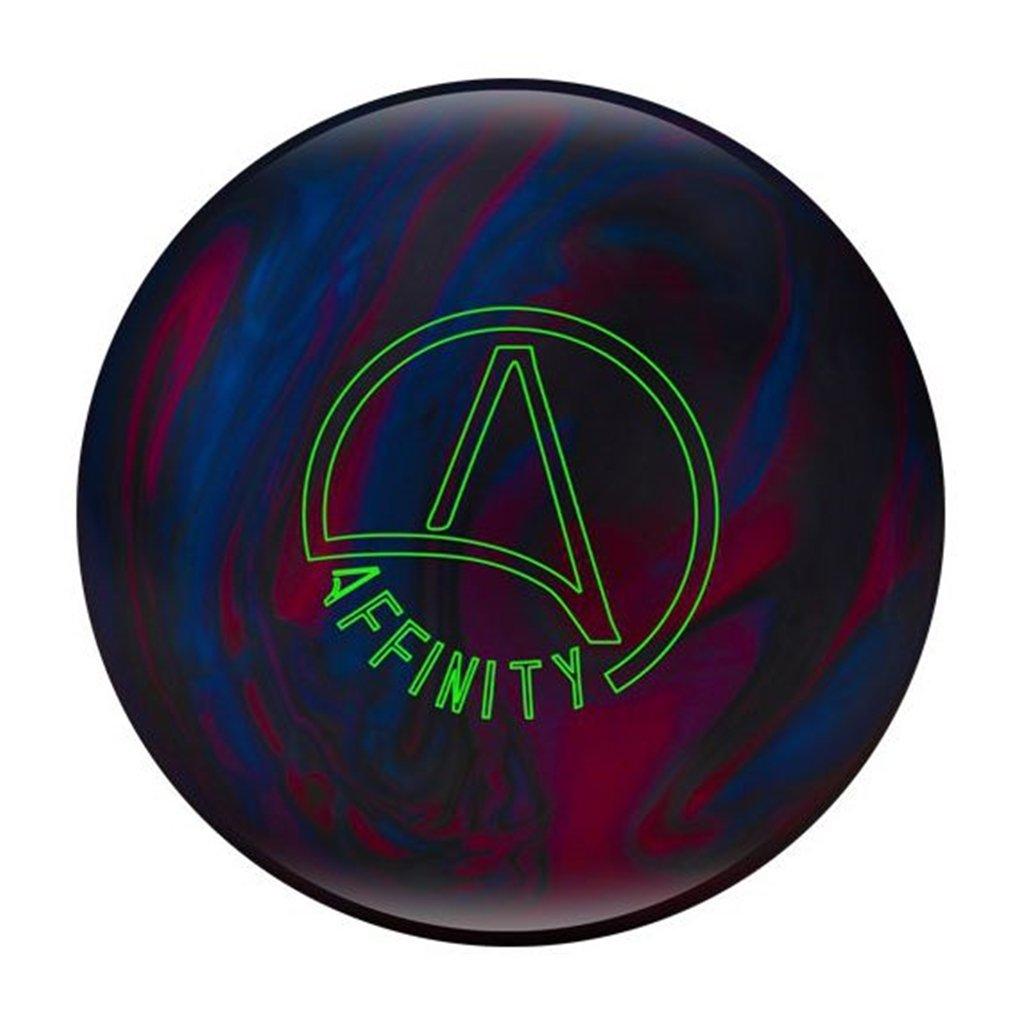 Ebonite Affinity Bowling ball-シルバー/バイオレット/ブルー B0742MDFP7  11lbs