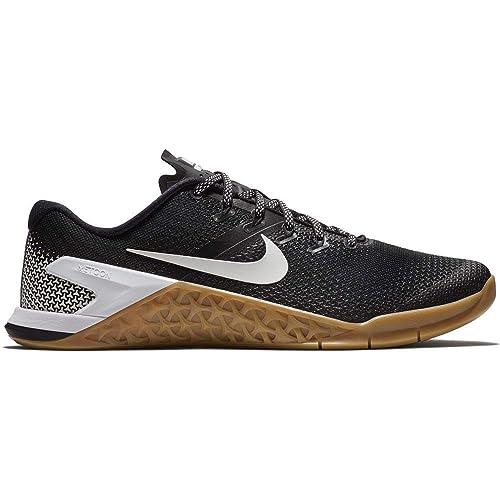 Nike Wmns Metcon 4, Zapatillas para Mujer, (Light Silver/White-Guava