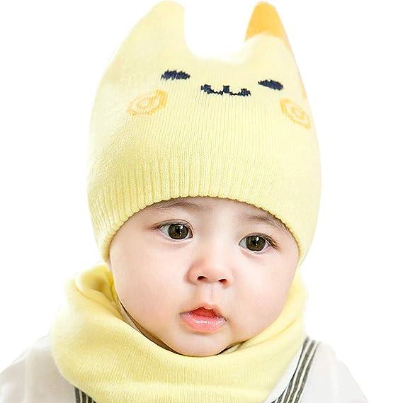 8c47822444c0e ☆ Bufanda y Gorras para bebé