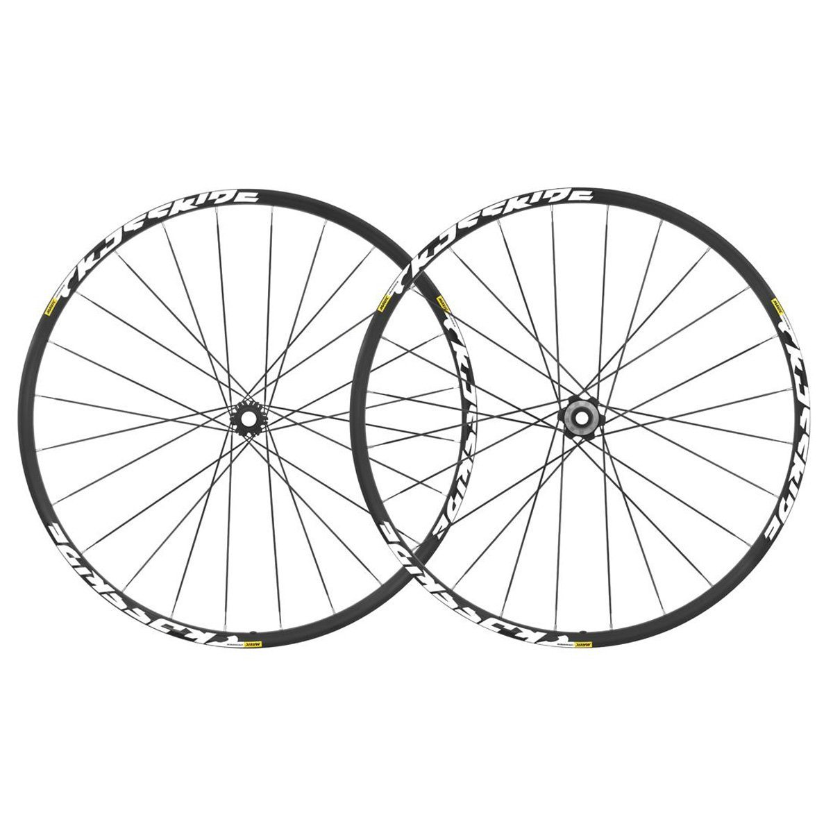 fa2055974cf Mavic Crossride Wheelset 2016 - 26