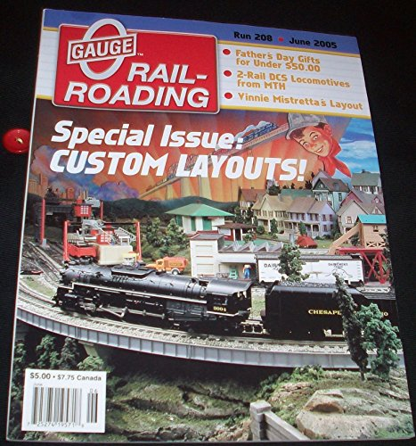 - O Gauge Railroading June 2005, Volume 18/No14 (Run 208)