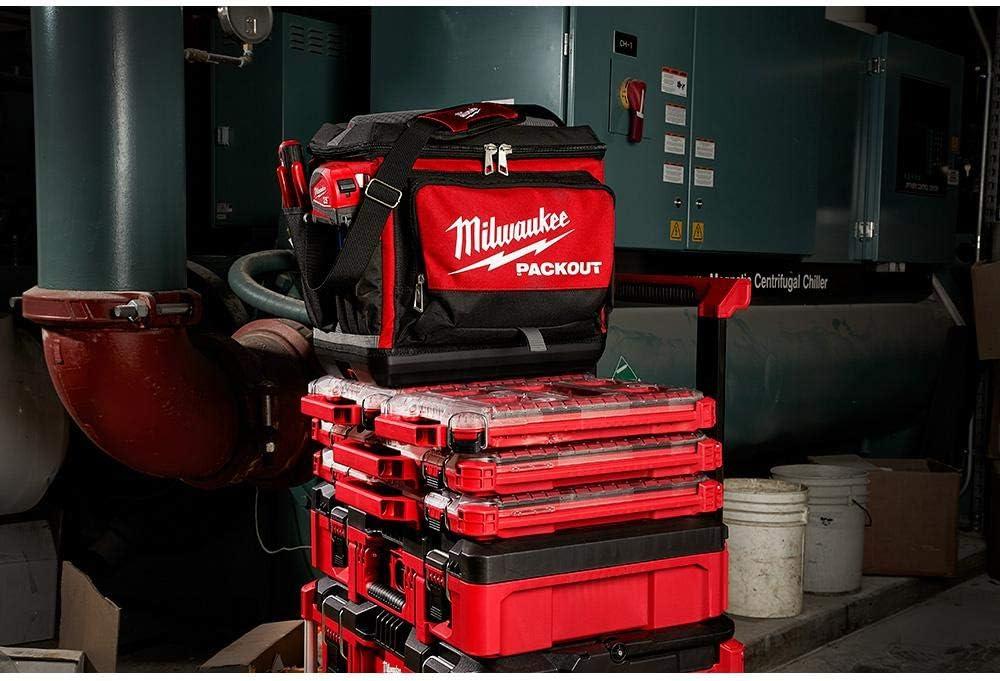 PACKOUT BOLSA DE NAILON BALÍSTICO| MILWAUKEE| MODELO 4932471067|1680D de 50cm | VERSATL| DURADERO|: Amazon.es: Bricolaje y herramientas