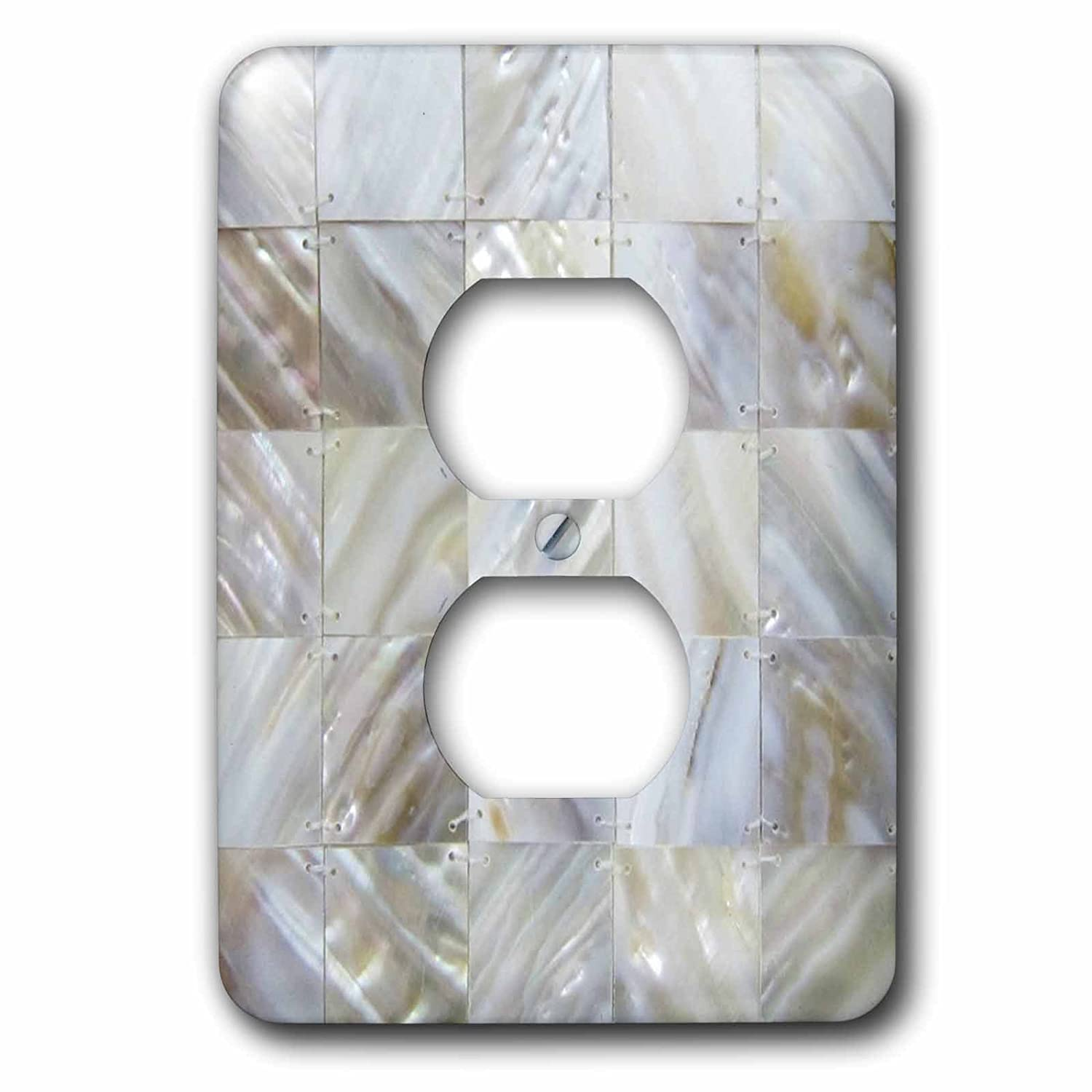 3dRose lsp/_50911/_6 Picturing Mother Of Pearl Outlet Cover