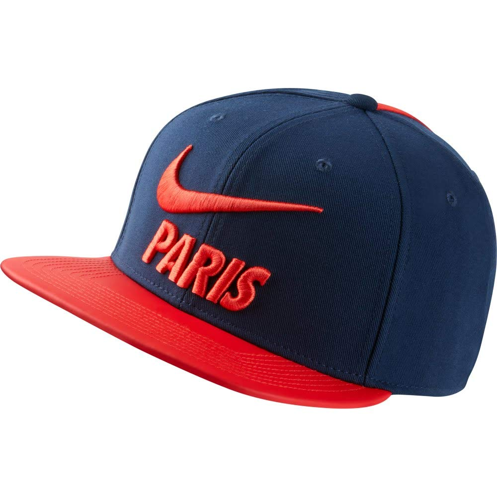 0675a6c3b Amazon.com: Nike Paris Saint-Germain Pro Adjustable Hat: Sports ...