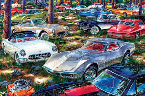 Corvette Dreams - Buy Online in KSA. Toys And Games products in Saudi  Arabia. See Prices 276158748aa99