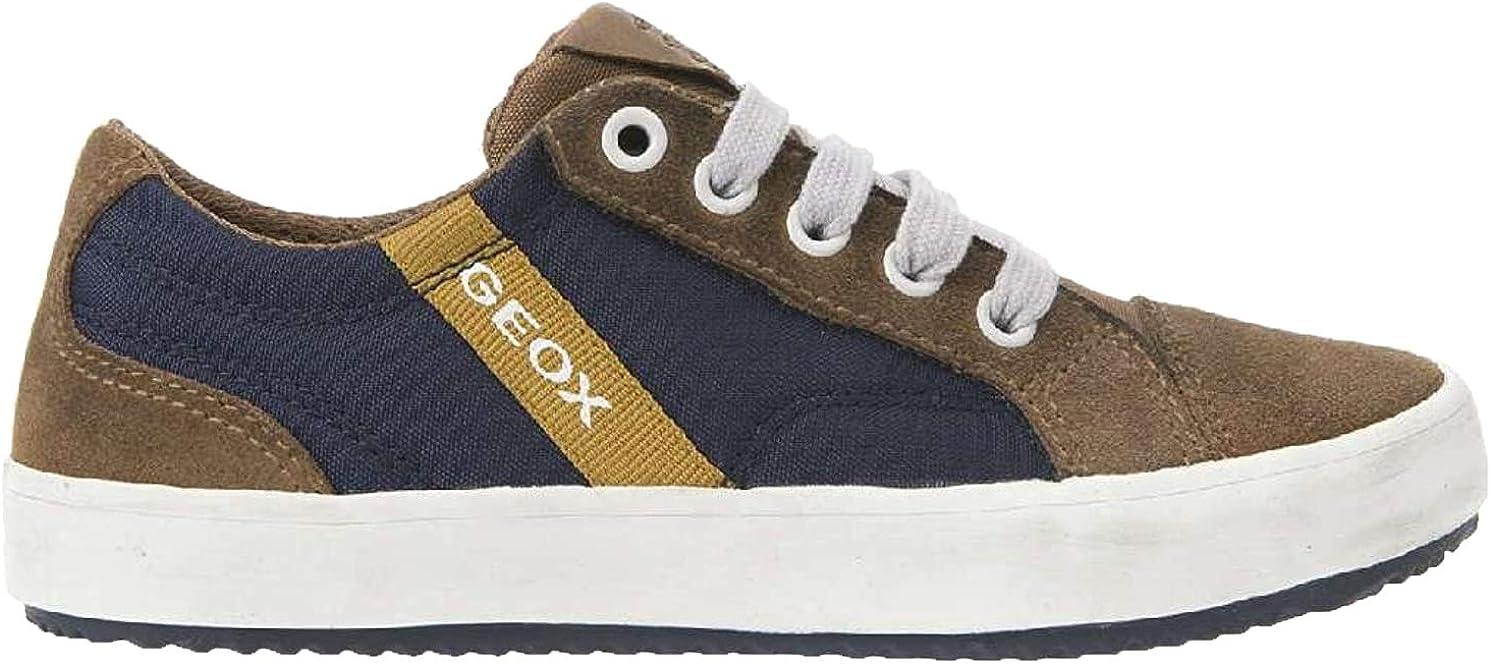 cocaína aprendiz El aparato  Geox J642CA 0FU22 Zapatos Niño Marròn 30 Tenis Zapatos y complementos