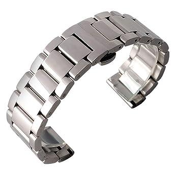 Correa De Reloj Acero Henziy-Correas-reloj-Bands2992 ...