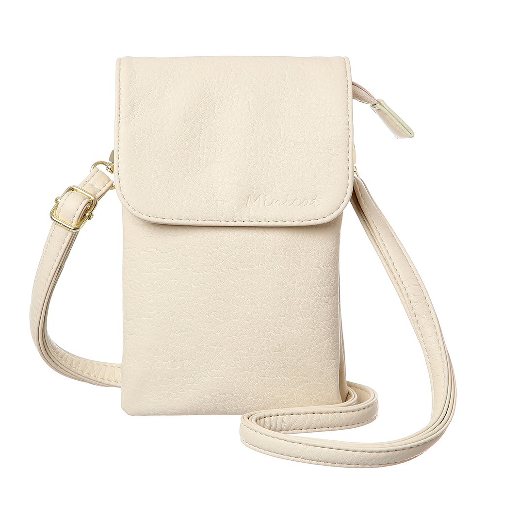 0ba1442ab5e MINICAT Roomy Pockets Series Small Crossbody Bags Cell Phone Purse Wallet  For Women product image