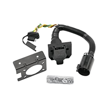 61rEk46craL._SY355_ amazon com tekonsha 20119 tow harness wiring package multi plug t  at soozxer.org