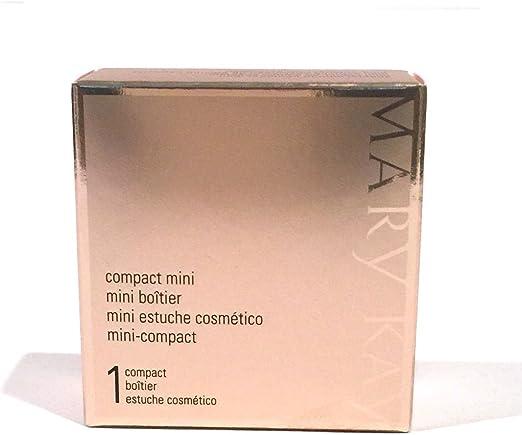 Mary Kay ~ Edición limitada ~ Mini magnético negro compacto ~ ~ sin relleno para 6 sombras de ojos: Amazon.es: Oficina y papelería