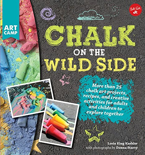 Chalk on the Wild Side (DIY) Text fb2 book