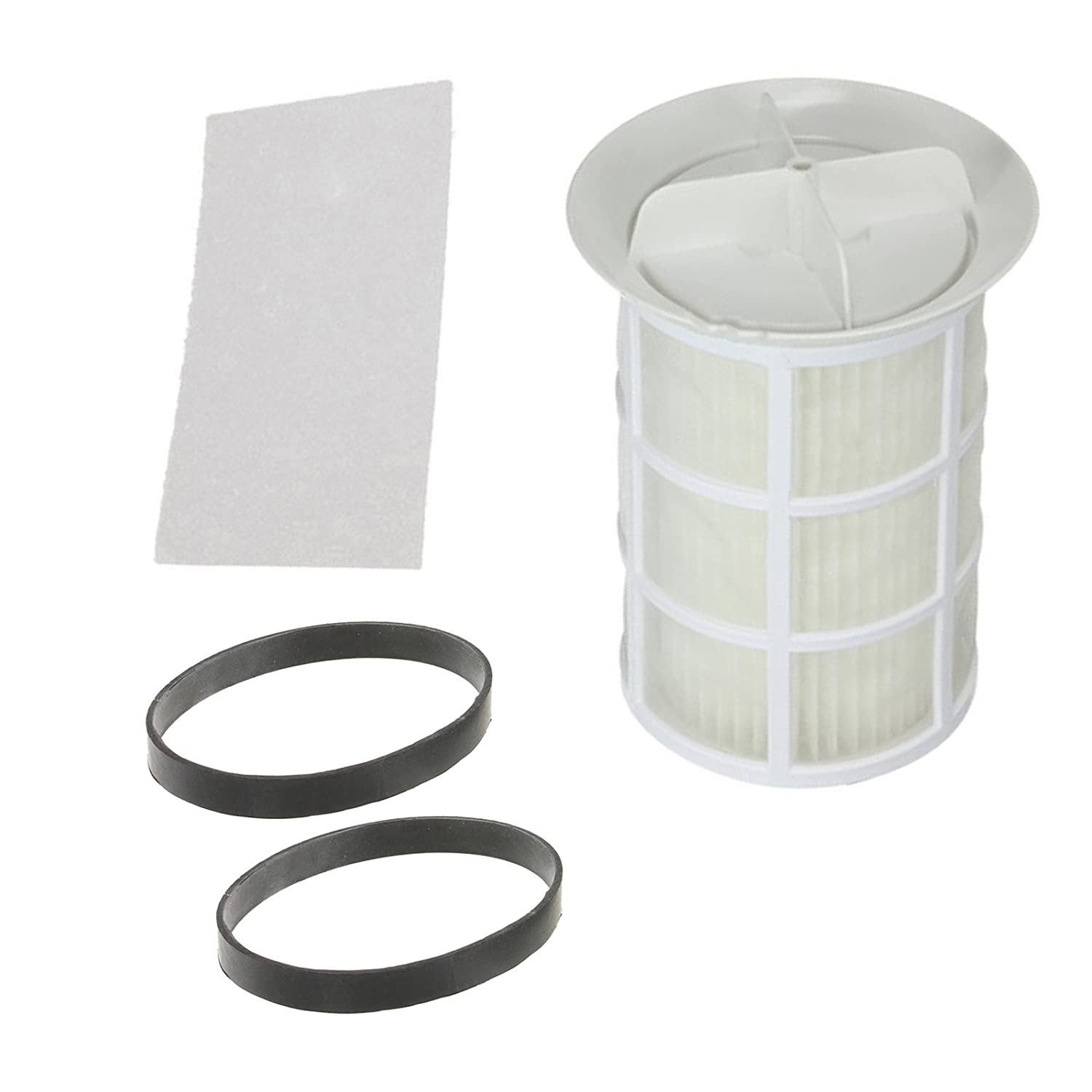 For HOOVER WHS2003 WHS2101 Vacuum Cleaner S109 HEPA FILTER /& 2 DRIVE BELTS