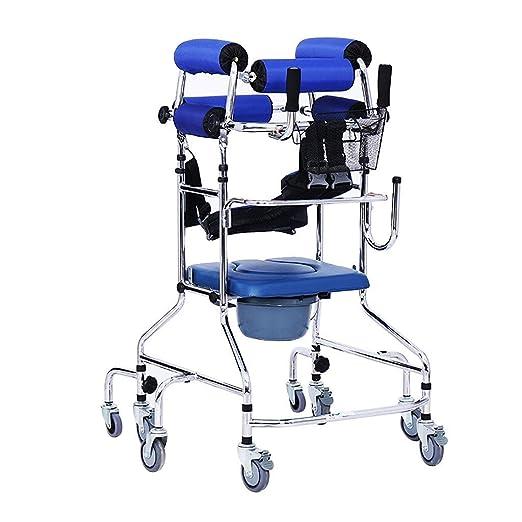 BNSDMM andador Walker - Ancianos Discapacitados Asistidos ...