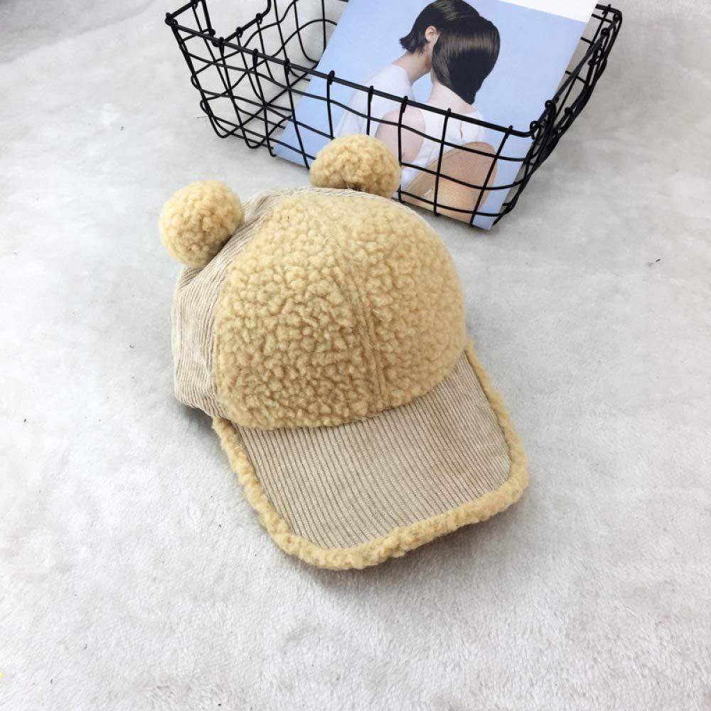 Sombrero de Cachemir de Doble Bola, Gorra de béisbol para Mujer ...