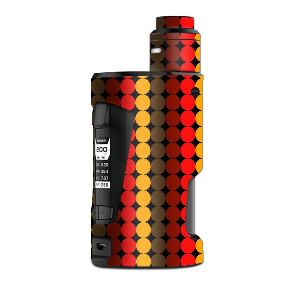 Amazon.com: Skin Decal Vinyl Wrap for Geekvape GBox Squonk ...