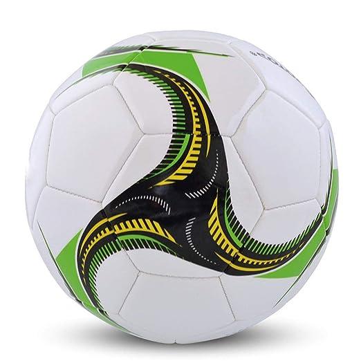 MOMIN-SP Entrenamiento de fútbol Clásico balón de fútbol de ...