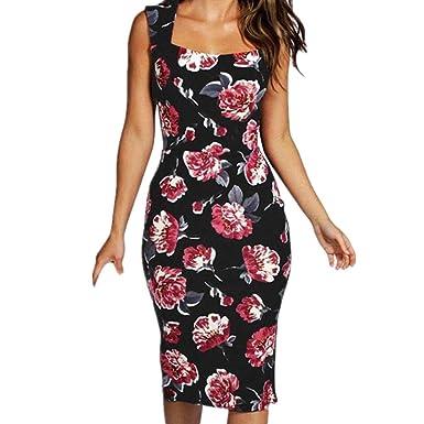 761c8c9530 Amazon.com  YANG-YI Women Dress