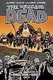 capa de The Walking Dead. Guerra Total - Parte 2. Volume 21