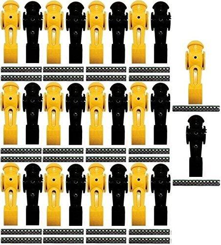 Valley Dynamo Foosball - 26 Tornado Foosball Men Counter Balanced Roll Pin