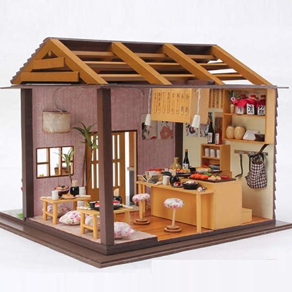 Sueño serie de la casa del rompecabezas 3D, modelo Arquitectura ...