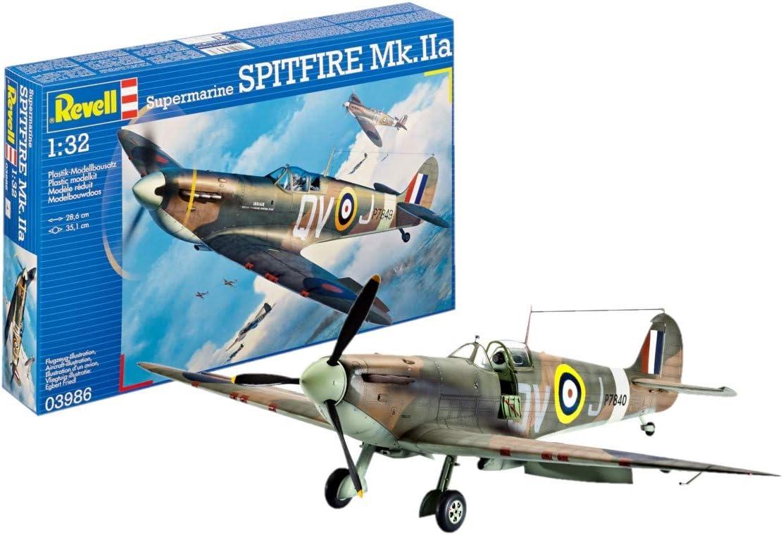 Neu Revell 03927-1//32 WWII Supermarine Spitfire Mk.Ixc