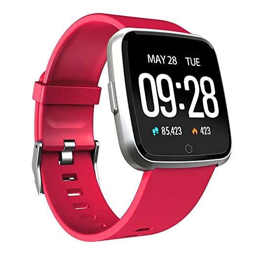 smart watch Y7, Bluetooth Ip67 CaloríAs/Contadores De Pasos A ...