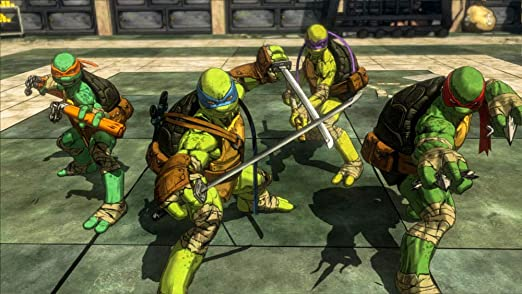 Teenage Mutant Ninja Turtles : Des Mutants À Manhattan ...