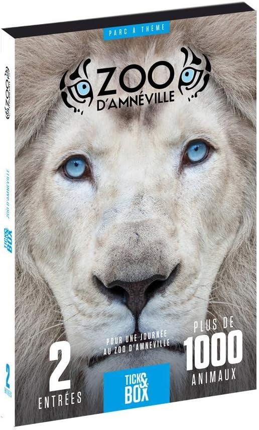 Tick/&Box Coffret Cadeau Zoo dAmn/éville