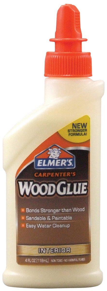 Elmer's Products, Inc E7000 Carpenters Wood Glue4Oz. 4 oz Multicolor