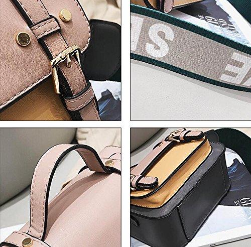 Pink Meaeo Rose Mode Nouveau Messenger Bag Sac Petit Épaule Sauvage Unique xAxaZv