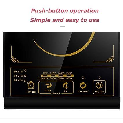 Placa de cocina de inducción Mini Pequeño Calidad caliente ...