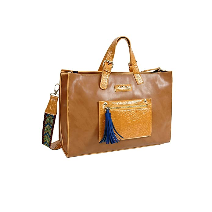 Damen Handtasche, Tasche, Tote, Frühlings- und Sommer Doca