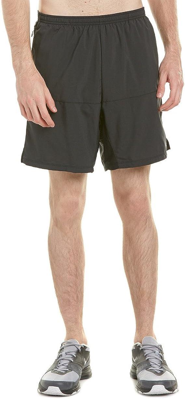 Nike Hombre Distance Pantalones Cortos, Hombre, Negro, XL: Amazon.es: Deportes y aire libre