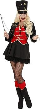 WIDMANN 2070 ? domatrice, rojo/negro, talla M: Amazon.es: Juguetes ...