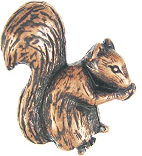 product image for Jim Clift Design Squirrel Copper Lapel Pin