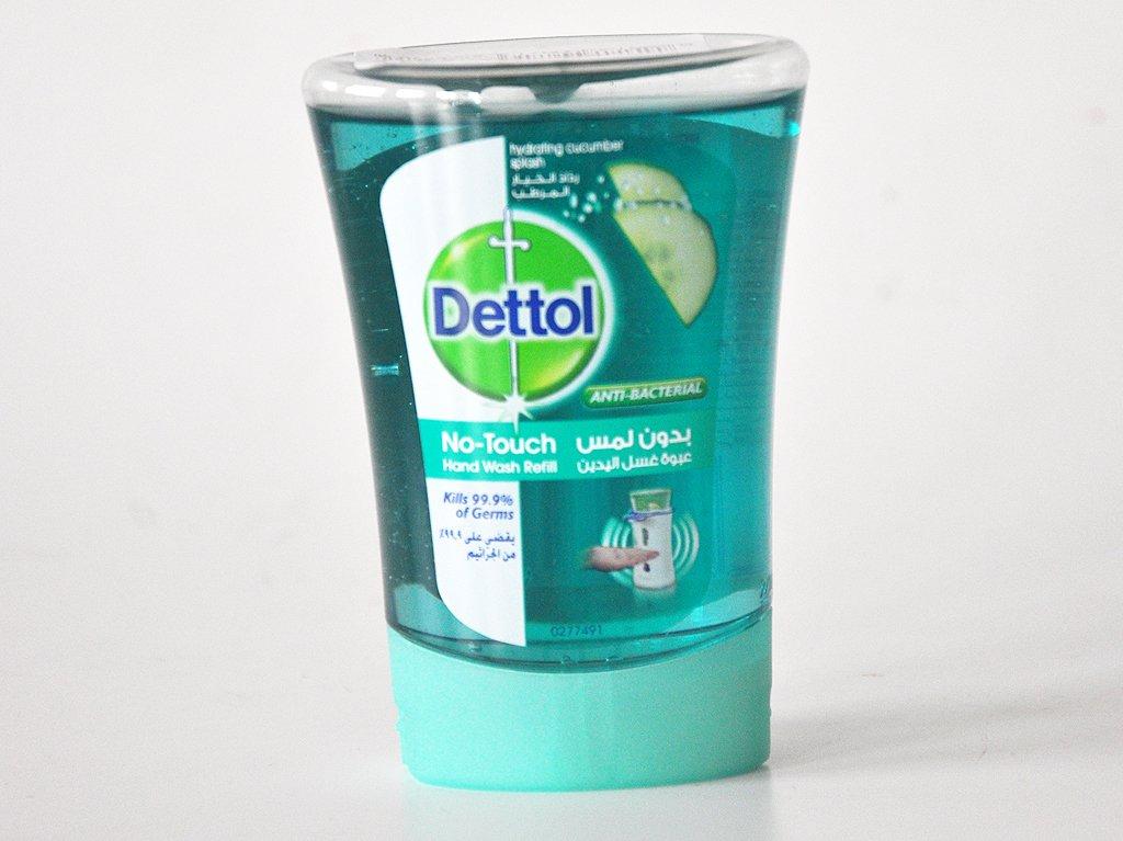 3 x Dettol Después de pluma para no Touch dispensador de jabón pepino Sandía 250 ml: Amazon.es: Belleza