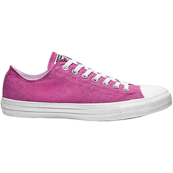 Converse Chucks Chuck Taylor All Star Low Top Ox Sneakers Unisex Pink