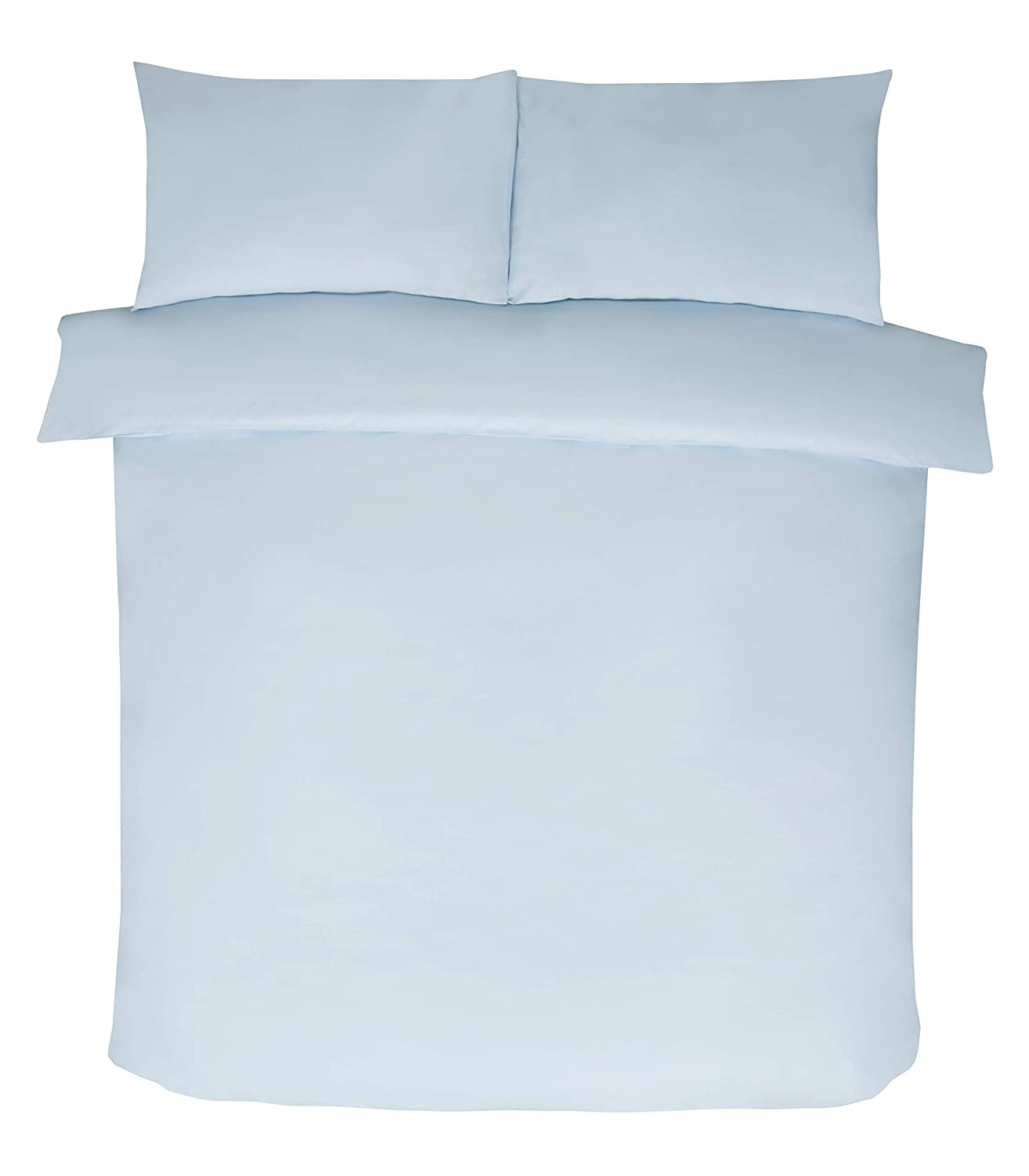 12in Fitted Sheets From Hamilton McBride Polycotton 68 Pick Plain Extra Deep