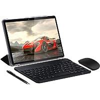 SUMTAB 4G LTE Tablet 10 Pulgadas con Teclado,Android 9.0 Tableta,4 GB de RAM y 64 GB de Memoria,Quad-Core,WiFi,IPS 1280…