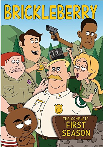 Olson Series - Brickleberry: The Complete First Season