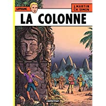 Lefranc (Tome 14) - La Colonne (French Edition)