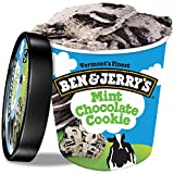 Ben & Jerry's Ice Cream, Mint Chocolate Cookie 16 oz (Frozen)