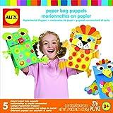 ALEX Toys Little Hands Paper Bag Puppets