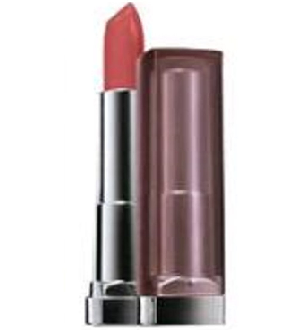 Maybelline New York Color Sensational Creamy Matte Lip Color, Nude Nuance 0.15 oz Pack of 4