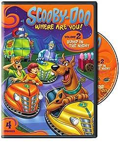 Scooby Doo, Where Are You?: Season 1, Vol. 2 - Bump in the Night