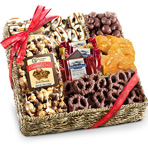 Chocolate-Nuts-and-Crunch-Gift-Basket