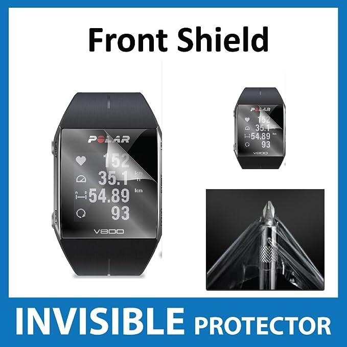 Protector de pantalla invisible, frontal, grado militar, para reloj ...